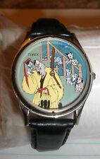 "Disney ""101 Dalmatians"" Wrist Watch *Rare* *"