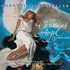 Christmas Angel: A Family Story by Mannheim Steamroller - CASSETTE TAPE
