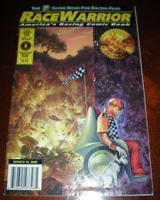 Race Warrior – America's Racing Comic Book – March 15, 2000