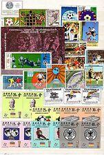 Kleine Sammlung Fußballmotive  ( 33436 )