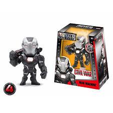 "Jada 4"" Metals Diecast Captain America Civil War Action Figure 97713 War Machine"