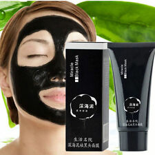 Blackhead Remover Black Mud Deep Cleansing Purifying Peel Acne Face Mask