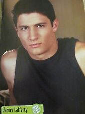 James Lafferty, One Tree Hill, Full Page Pinup