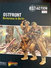 Bolt Action Campaign book Ostfront Barbarossa to Berlin