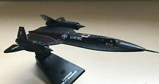 LOCKHEED SR-71 BLACKBIRD SPYPLANE 1/144 Diecast Aircraft Model BNIB Free Post