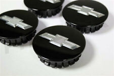 4pcs Black Wheel Cap for 2013 2014 2015 Chevrolet Camaro Coupe / Convertible