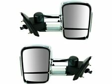For 2014-2018 GMC Sierra 1500 Door Mirror Set 57317PY 2015 2016 2017 Mirror