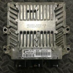 Calculateur SID 801A 5WS40146F-T SW9657544780 HW9647423380