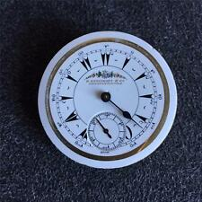 VINTAGE 45MM BILLODES ZENITH KEYWIND KEYSET POCKET WATCH MOVEMENT