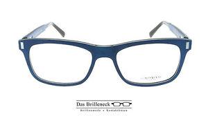 Original GOLD & WOOD Brillenfassung Orion 06 Farbe 01 blau schwarz silber