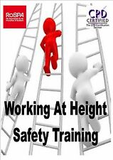 Working at Height Health & Safety online computer based E-learning ROSPA