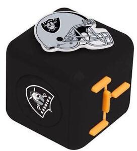 Las Vegas Raiders NFL Fidget Cube Spinner