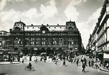 Carte PARIS Gare St LAzare et Cour du Hâvre