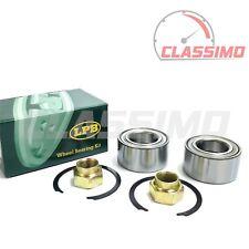 Front Wheel Bearing Kit Pair for FIAT 500 + PANDA + FORD KA - 1.2 - 2003-2014