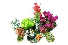 CLASSIC AQUARIUM ORNAMENT CORAL ROCKS / PLANT