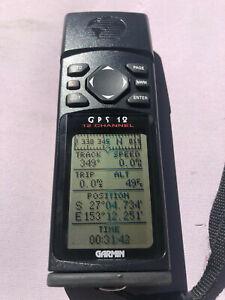 Garmin Handheld GPS 12
