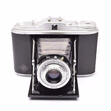 Agfa Isolette I Folding Camera with Agnar 85mm f/4.5 Lens c. 1954