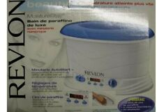 Revlon Beauty MositureStay Paraffin Bath Spa Rvs1203V1 New
