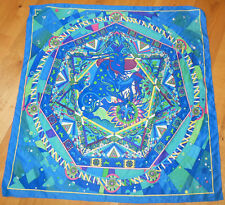 Aries horoscope star sign women's square scarf NEW