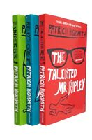 The Talented Mr Ripley Series In Order Patricia Highsmith Pack of 3 Books New