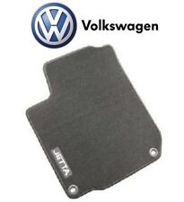 NEW VW Jetta Wagon Mk4 MojoMats Set of 4 Carpeted Anthrecite Floor Mats Genuine