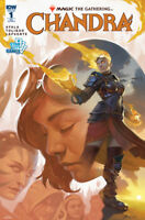 Magic The Gathering Chandra #1 Comic Book Victor Adame Minguez Cover Variant MTG