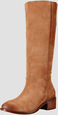 NEW Naughty Monkey Womens Stride Chelsea Boot Tan Suede Size 7 M US / EUR 37.5
