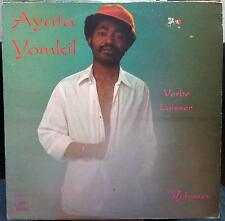 AYATA YOMKIL verbe laisser yohanes EP VG+ YLF 8503 Electro French Afro Rare