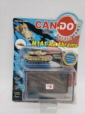 Dragon Can.Do Pocket Army M1A1/A2 Abrams Tank (B) 1:144 Scale 20041 NIB