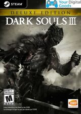 DARK SOULS III 3 Deluxe Edition PC [BRAND NEW STEAM KEY]