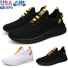 Men Casual Running Shoes Outdoor Sports Walk Tennis Fashion Sneakers Breathable