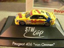 1/87 Herpa Peugeot 406 STW Cup #9 van Ommen 037211