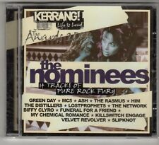 (GO976) The Nominees, 14 tracks various artists - 2004 - Sealed Kerrang! CD