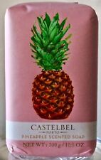 CASTELBEL PORTO PINEAPPLE SCENTED SOAP 10.5 OZ NEW