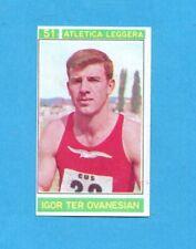 CAMPIONI dello SPORT 1967/68-Figurina n.51- OVANESIAN -ATLETICA L.-Recuperata