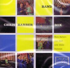 CD Audio NOUVEAU/Neuf dans sa boîte-Chris Barber-Chris Barber Band Box-Original recording