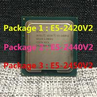 Intel Xeon E5-1660 v2 E5-2650 v2 E5-2680 E5-1620 Desktop CPU Server Processor