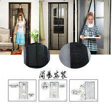 HOT Mesh Insect Fly Bug Mosquito Door Net Netting Mesh Screen Magnets Curtain UE