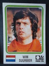 Panini 78 Wim Suurbier Niederlande WM 74 World Cup Story
