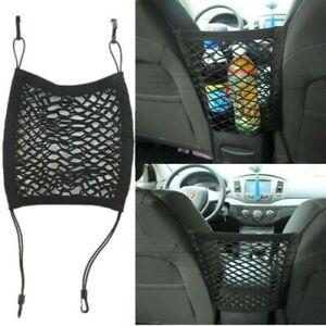 Auto Sitz Tasche Wandbehang Netz Aufbewahrung Grillmatte mit Haken Gepäck