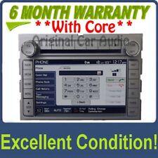 10 11 12 13 14 Lincoln NAVIGATOR GPS Navigation Radio Sirius HD 10GB HDD SYNC CD