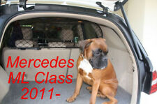 Dog Guard, Pet Barrier Net and Screen for Mercedes ML 2011-, Luggage/Pets