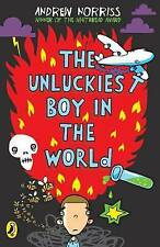 """""""VERY GOOD"""" The Unluckiest Boy in the World, Norriss, Andrew, Book"""