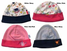 Toddler Babies Cuff Foldable Stretchable Warm Organic Cotton Knit Beanie Hat Cap