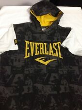EVERLAST Top Hooded Short Sleeves Age 13 Years