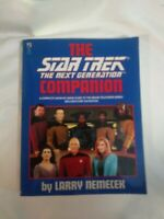 THE STAR TREK Next Generation Companion