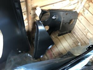 CLASSIC MINI RH INNER WING MK3 1969  WITH A PANEL HERITAGE