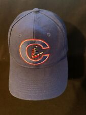Vintage Columbus Clippers Cap Hat SnapBack Minor League Baseball Blue