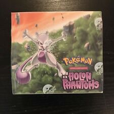 Pokemon TCG EX Holon Phantoms Booster Box, Display selten (rare), deutsch OVP!