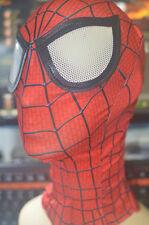 2017 Halloween  Stunning Amazing Spider-Man 2 Mask 3d Digital Printing Red Hoods